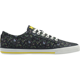Helly Hansen Fjord Canvas V2 Shoes Damen graphite blue/off white/dandelion